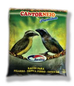 Cantorneio Pixarro e Trinca Ferro Premium