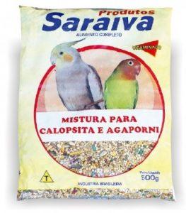 Calopsita e Agaporni