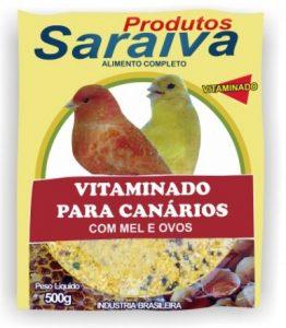 Vitamina para Canários – (Vita Amarela)