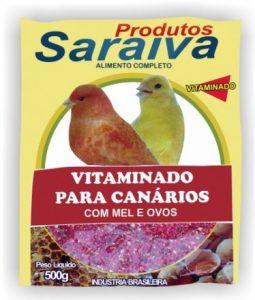 Vitamina para Canários – (Vita Beterraba)