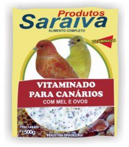 Vitamina para Canários – (Vita Branca)