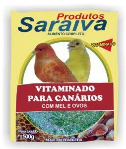 Vitamina para Canários – (Vita Jiló)